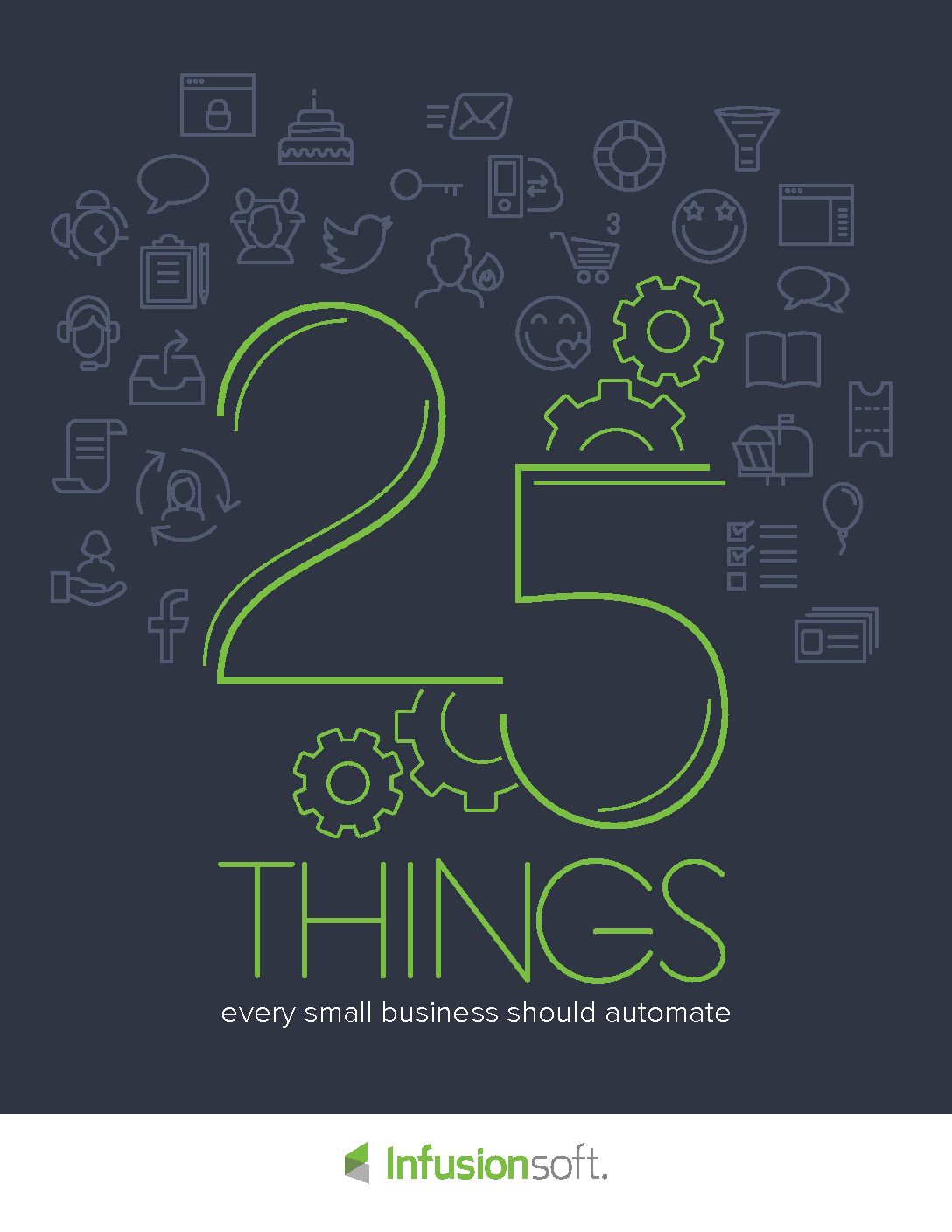 25 Things Every Small Business Should Automate e-book