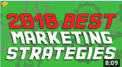 2018 Best Marketing Strategies