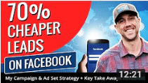 Miles Beckler Facebook Ads Delivering 70% Cheaper Leads. My Campaign & Ad Set Strategy Key Takeaways Revealed