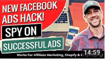 Miles Beckler New Facebook Ads Hack! Free Trick Reveals How To Spy On The Best Facebook Ads For Beginners & Pros!