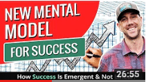 Miles Beckler New Mental Model For Success - How Success Is Emergent & Not Linear!