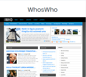 WhosWho