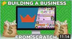Noah Kagan Building a business from scratch