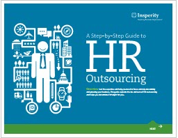 A Step by Step Guide to HR Outsourcing-Insperity