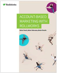 Account Based Marketing With Rollworks