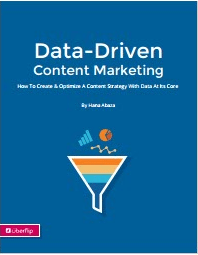 Data Driven Content Marketing-Uberflip