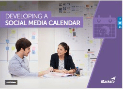 Developing a Social Media Calendar-Marketo