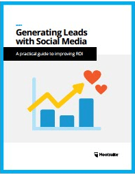 Generating Leads With Social-Media-Hootsuite