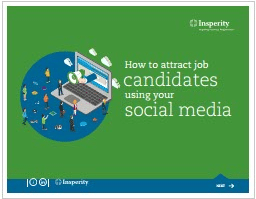 How to attract job candidates using your-social media-Insperity