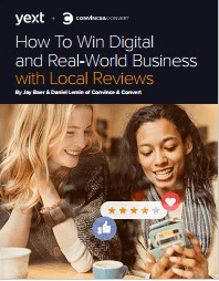 How To Win Digital and Real-World Business With Local Reviews-Yext