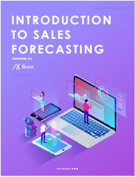 Introduction To Sales Forecasting-Getbase