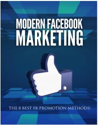 Modern Facebook Marketing