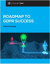 RoadMap To GDPR Success-Congruity360