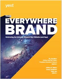 The Everywhere Brand-Yext