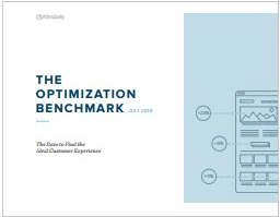 The Optimization BenchMark-Optimizely
