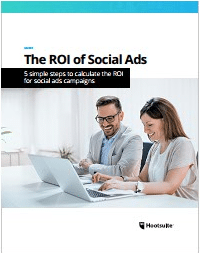 The ROI of SocialAds-Hootsuite
