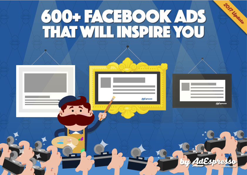 600+Facebook Ads That Will Inspire You -Adexpresso