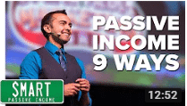 Pat Flyn- 9 Ways I Earn Passive Income Online (Different Business Models)