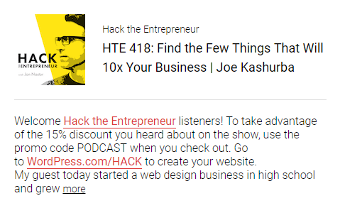 Find the things that will 10X Your Business | Joe Kashurba